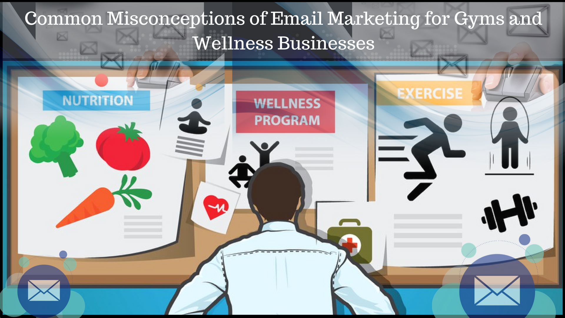 Email Marketing for Gyms and Wellness Businesses Image